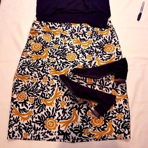 Ann Taylor Factory Pencil Skirt Workwear Sz 14